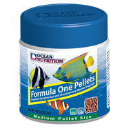 Formula One Medium Pellets Food (3.5 oz) - Ocean Nutrition