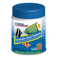 Formula One Medium Pellets Food (7 oz) - Ocean Nutrition