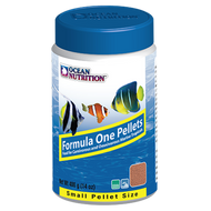 Formula One Small Pellets Food (14 oz) - Ocean Nutrition