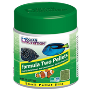 Formula Two Small Pellets Food (3.5 oz) - Ocean Nutrition