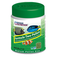 Formula Two Medium Pellets Food (7 oz) - Ocean Nutrition