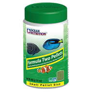 Formula Two Small Pellets Food (14 oz) - Ocean Nutrition
