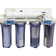 MaxCap® 5 Stage 2:1 Manual Flush 180-GPD RO/DI System - (MC-RODI-180-10-MF) - Spectrapure