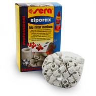 Siporax Professional (1000 ml) Filter Media Rings w/Biostart- Sera