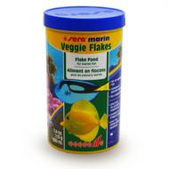 Sea Veggie Flakes for Marine Fish (7.4 oz) - Sera
