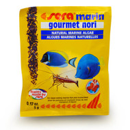 Gourmet Nori Algae Treats (5 gm) Fish Food - Sera