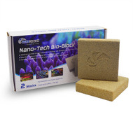 "Nano-Tech Bio-Block (4"" x 4"" x 1"") - Maxspect"
