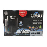 Mini MJ 606 Water Pump - Cobalt