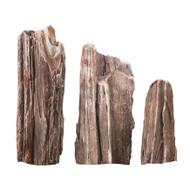 Petrified Red Wood Stone Mixed Sizes (44 lbs) - Lifegard