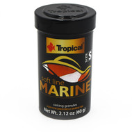 Soft Line Marine - Small Sinking Granules - (2.12 oz) - Tropical