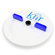 "Klir 4"" Sump Flow-Diverting Cap - Klir"