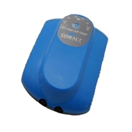 Dual DC USB Air Pump - 2 Outlet Battery Backup - Cobalt
