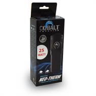 """Neo-Therm Super Flat 25 Watt Heater 6.5"""" - 6 Gallon - Cobalt"""
