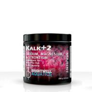 Kalk+2 Kalkwasser Supplement w/Calcium,Stron,&Mag. (225 GM) - Brightwell