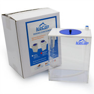 """Medium 2.5L Dosing Container (6.3"""" x 4.3"""" x 8"""") - IceCap"""