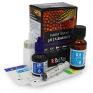 pH/Alkalinity Marine Test Kit - Red Sea