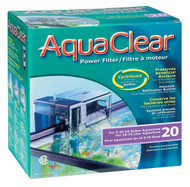 20 Power Filter (5-20 gallon) - Aqua Clear