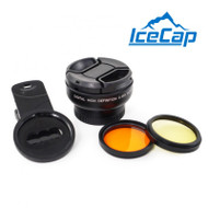 Stackable Clip-on Multi-Lens Kit for Moble - IceCap