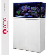 OCTO LUX T90 48gal White Aquarium System - Reef Octopus