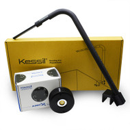 A360X Tuna Blue Aquarium LED (360X) and Rigid Tank Mounting Arm - Kessil