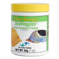 Sea Veggies Green Flakes (30 gm / 1 oz) - Two Little Fishes