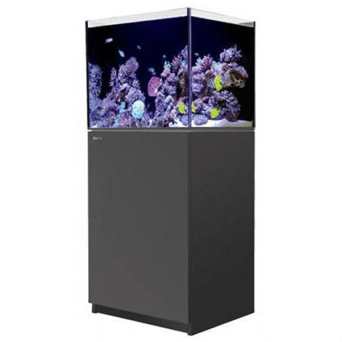 reefer 170 43 gallon black all in one aquarium red sea. Black Bedroom Furniture Sets. Home Design Ideas