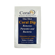 Coral RX ONE SHOT Coral Dip Single Pack (Expires - 01/2016) - Thrive Aquatics