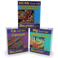 Salifert Core Alkalinity Calcium Magnesium Combo Test Kit - Salifert