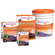 Reef Crystals Salt Mix Bucket (Makes 160 Gallons) - Instant Ocean