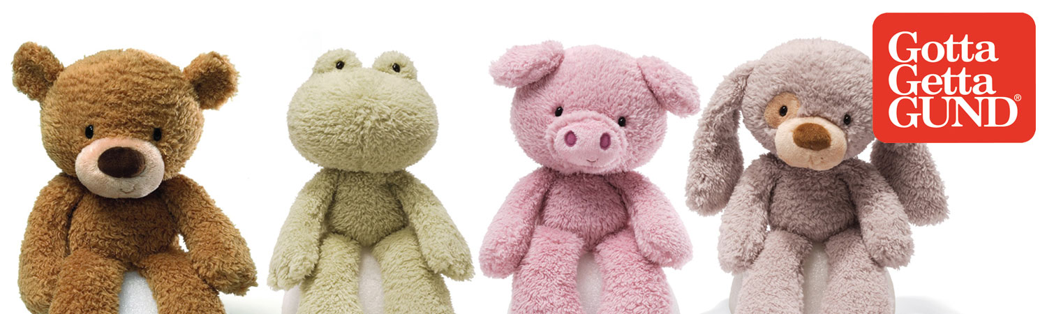Gund Kids Soft Toys