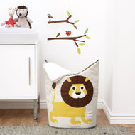 Buy Online Kids Decor | 3 Sprouts Laundry Hamper Storage