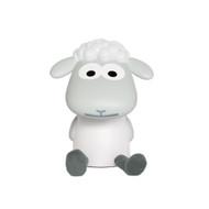 Sheep Bedside & Night Light Online for Kids Toddlers- Grey - ZAZU