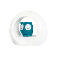 Lou the Owl Sound Activation Night Light for Kids - Blue - ZAZU