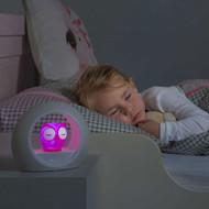 Zazu Lou The Owl Night Light Grey Buy Kids Bed Time