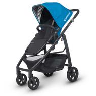 UPPAbaby ALTA 2015 Stroller : Marine Blue/Graphite