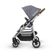 UPPAbaby Cruz Stroller with Leather Handlebar
