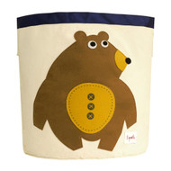 3 Sprouts Storage Bin : Toffee Bear