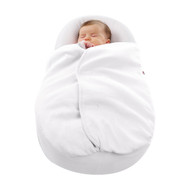 Cocoonababy Cocoonacover™ Quilted 2TOG Blanket Cover - White