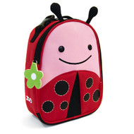 Skip Hop Ladybug Zoo Kids Insulated Lunchie Bag