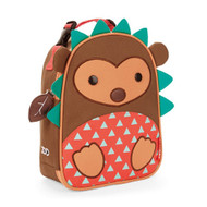 Skip Hop Hedgehog Zoo Kids Insulated Lunchie Bag