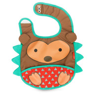 Skip Hop Hedgehog Zoo Fold Away Bib