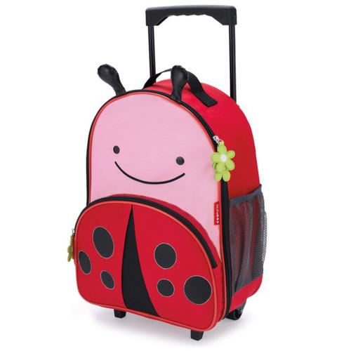 Ladybug Skip Hop Travel Kids Rolling Luggage Bag - Buy Online