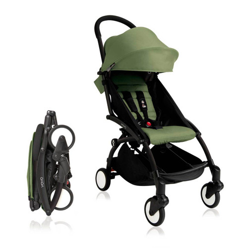 BabyZen Yoyo Plus Lightweight Stroller - Peppermint (6months+)