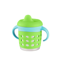 Make My Day 3 in 1 Adjustable Sippy Cup - Green