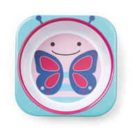 Skip Hop Butterfly Zoo Toddler Bowl