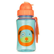 Skip Hop Dog Zoo Straw Bottle