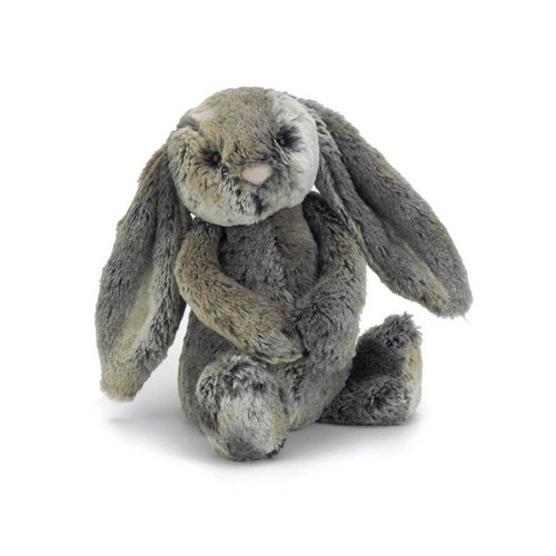 Jellycat Bashful Bunny - Cottontail Small - Buy Online