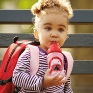 Buy Skip Hop Ladybug Straw Bottle Online