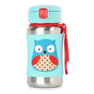 Buy Online Skip Hop Owl Straw Bottle