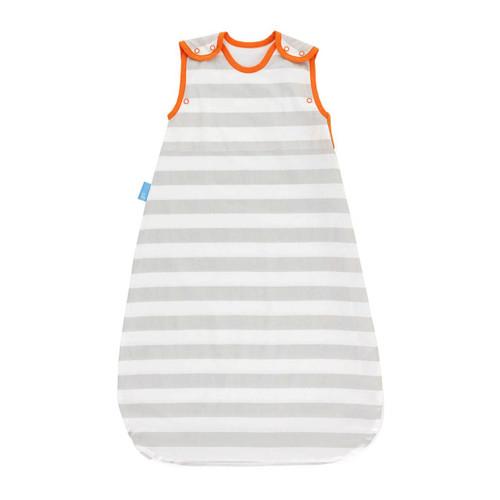 Grobag Insect Shield Sleep Bag - Grey Stripe